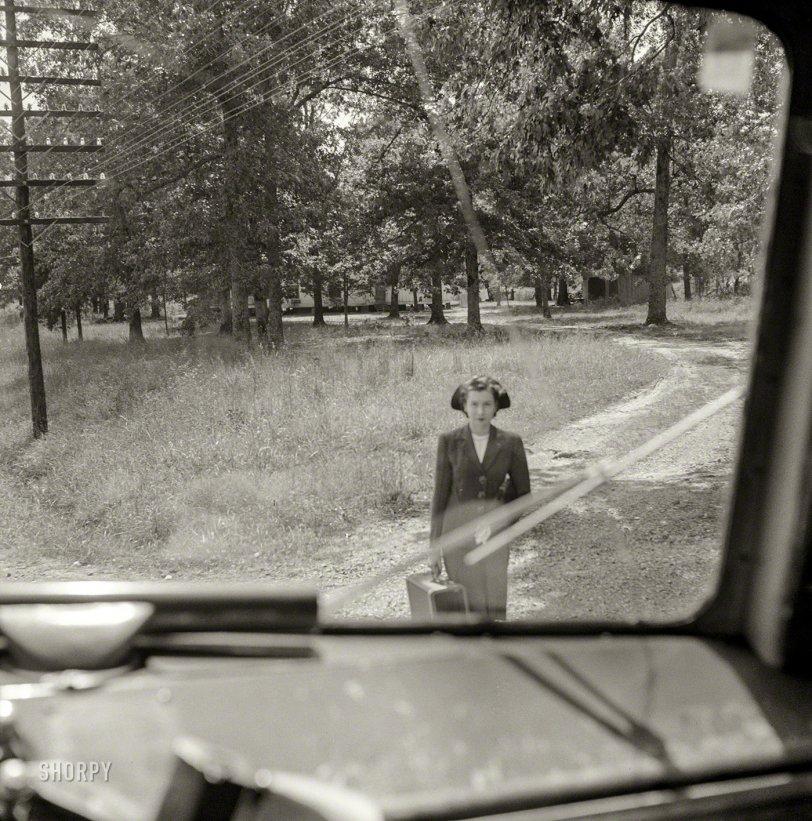Another Passenger: 1943