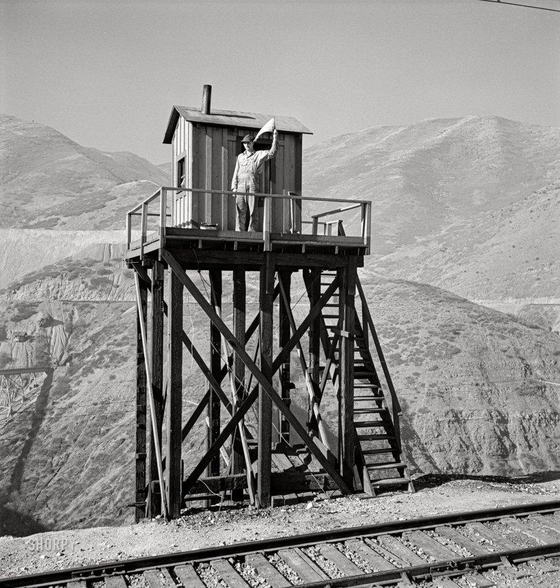 At the Signal: 1942