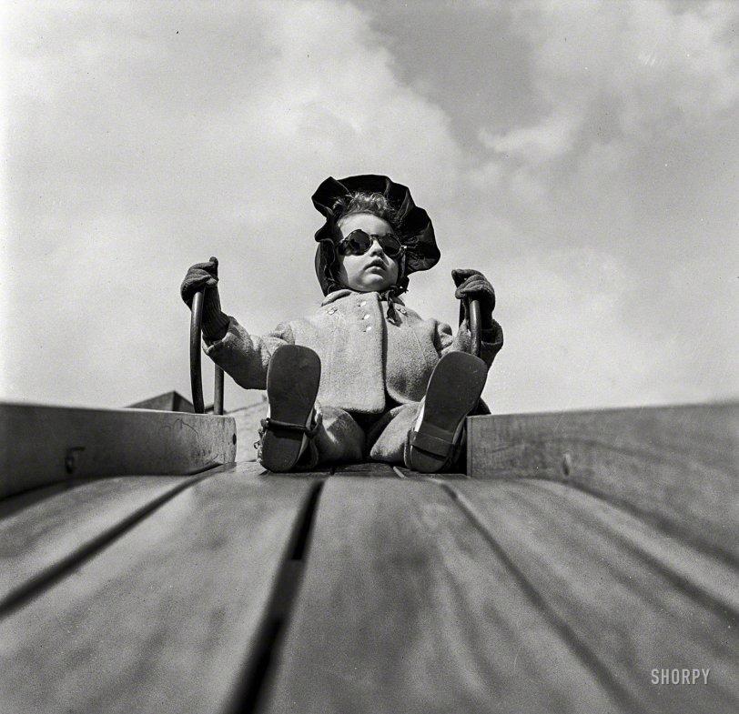 Downhill Slider: 1944