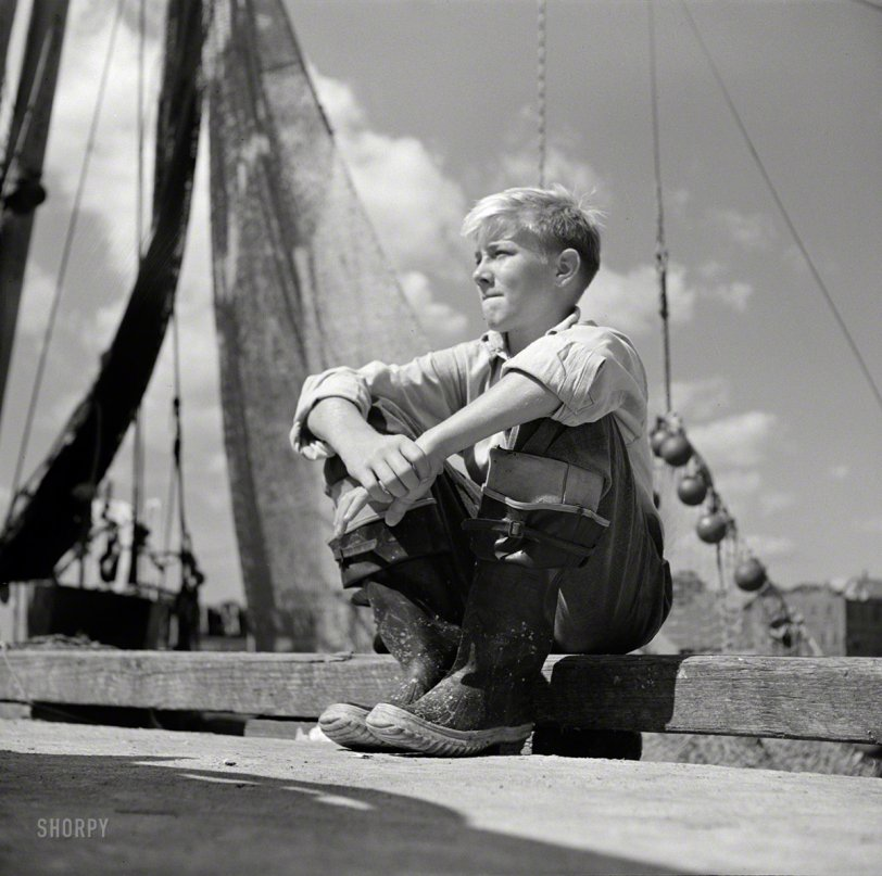 Future Fisherman: 1942