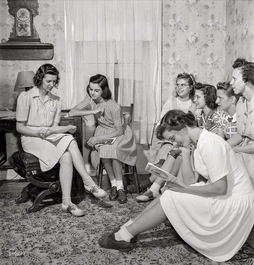 Bobby Sox Brigade: 1942