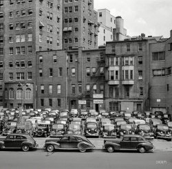 Parked for the Duration: 1942