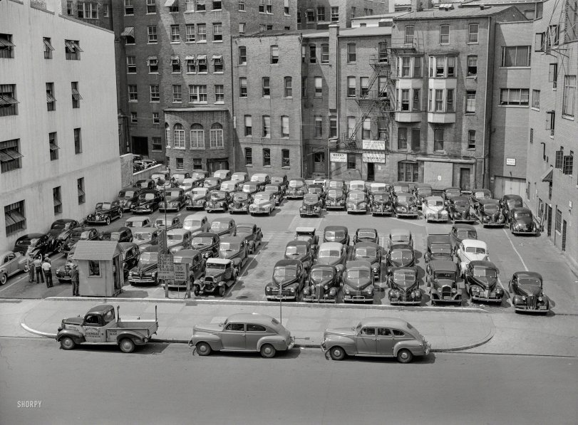 Sidelined: 1942