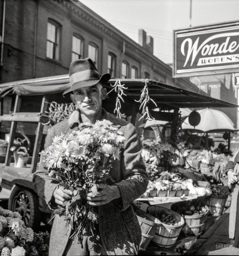 Cut Flowers: 1941