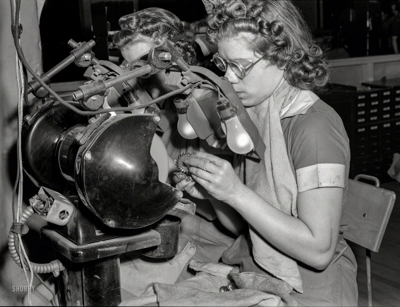 War Machinists: 1942