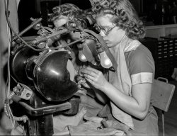War Machinists: 1942