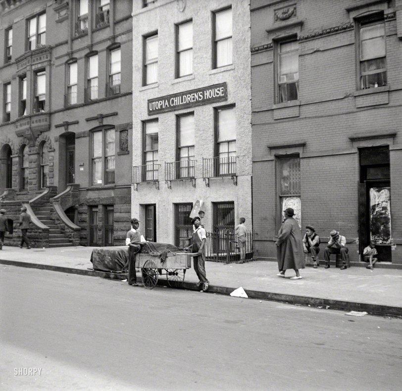 Utopia House: 1938