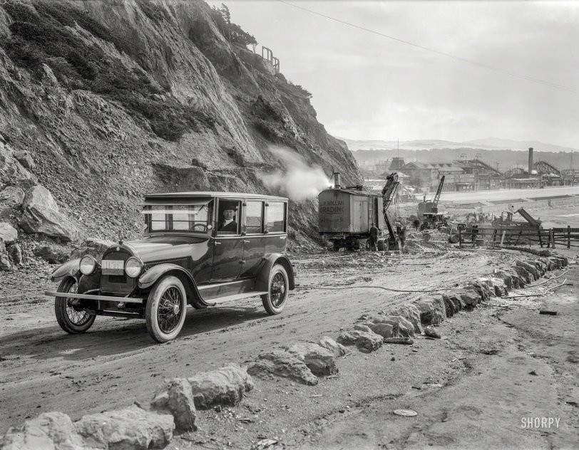 Grading on a Curve: 1922