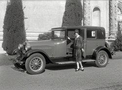 Modish Motorist: 1927