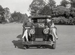 Shiny Stockings: 1928
