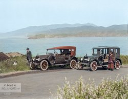 Hudsons Bay (Colorized): 1919