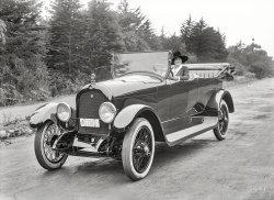 The Happy Wanderer: 1918