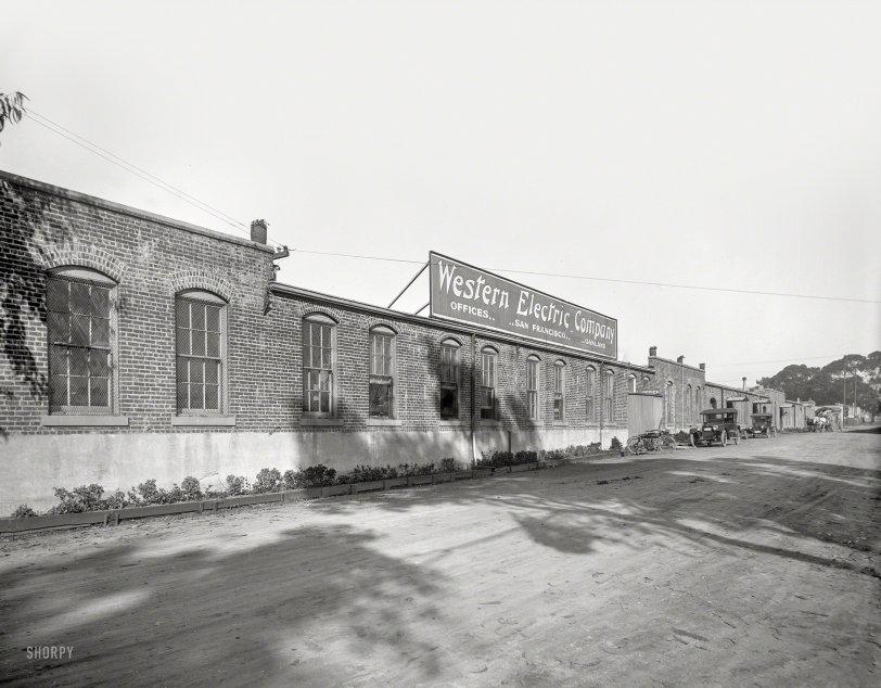 Western Electric: 1917