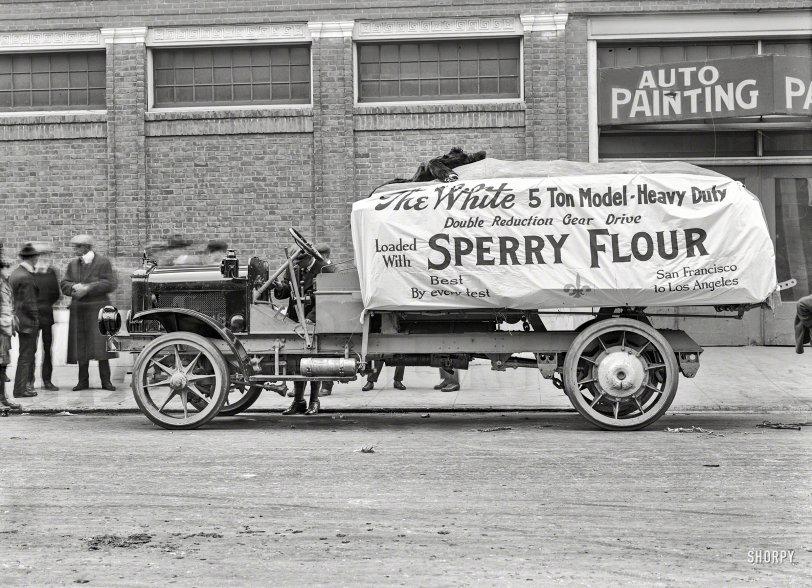 Monster Truck: 1918