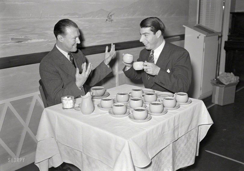 Mr. Coffee: 1940