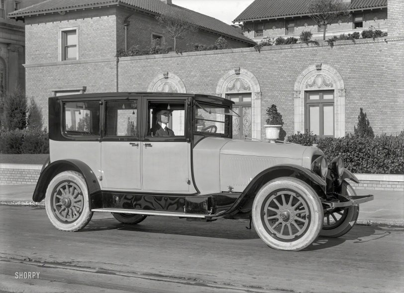 Driving With Dorris: 1920