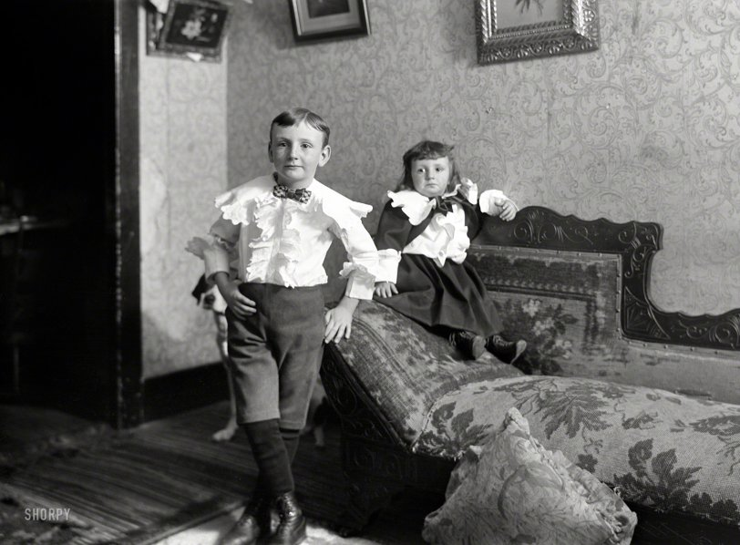 Our Little Ones: 1900