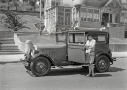 Brougham Alone: 1927