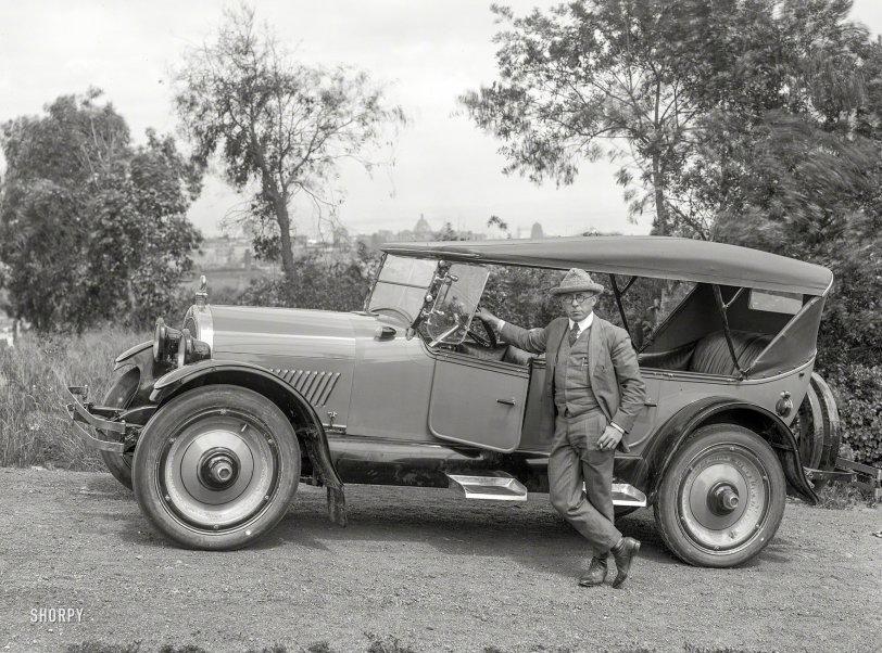 Upward Bound: 1924
