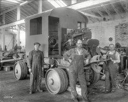 Heavy Duty: 1918