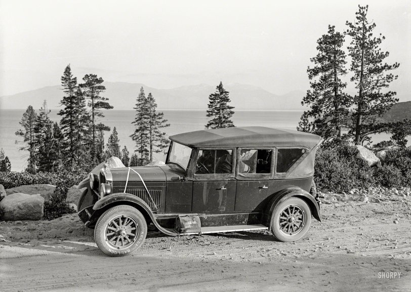 Peerless in the Pines: 1923