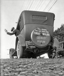 Stop Ahead: 1925