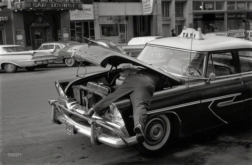 Running Behind: 1963