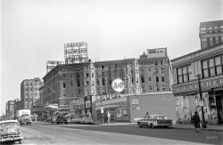 Hotel Fire: 1963