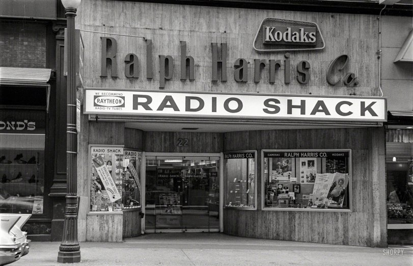 Radio Shack: 1963