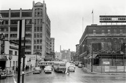 New England Terminal: 1957