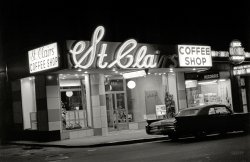 Coffee Shop Cadillac: 1964