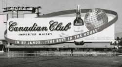 Canadian Club: 1956