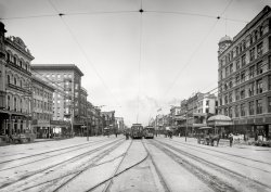 Canal Street: 1907