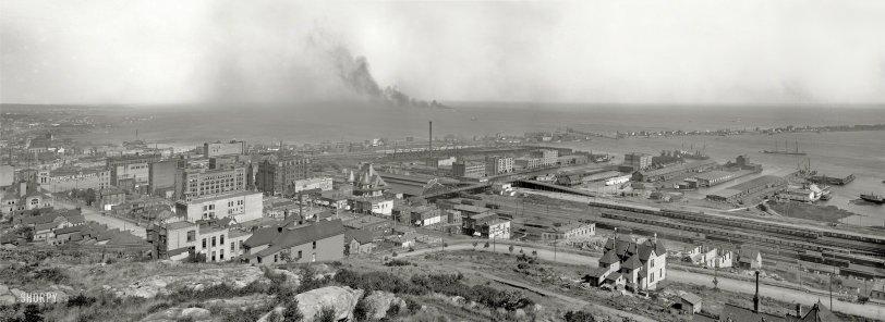 Duluth Panorama: 1898