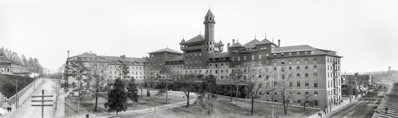 The Eastman Hotel: 1901