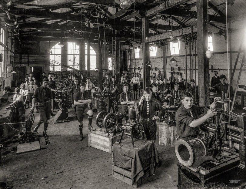 Gearheads: 1916
