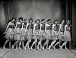 Walk Like a Polynesian: 1920