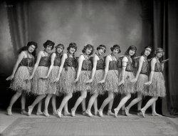 Walk Like a Polynesian: 1920