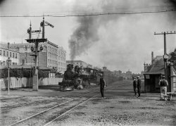 Rotorua Express: 1909