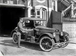 Blazing Buick: 1922