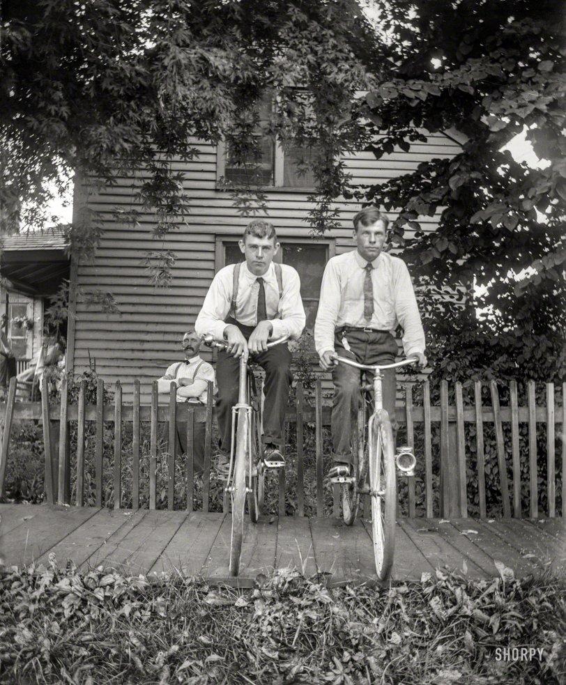 Rover Boys: 1900