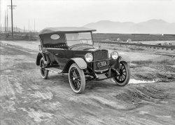 Grant Six: 1920