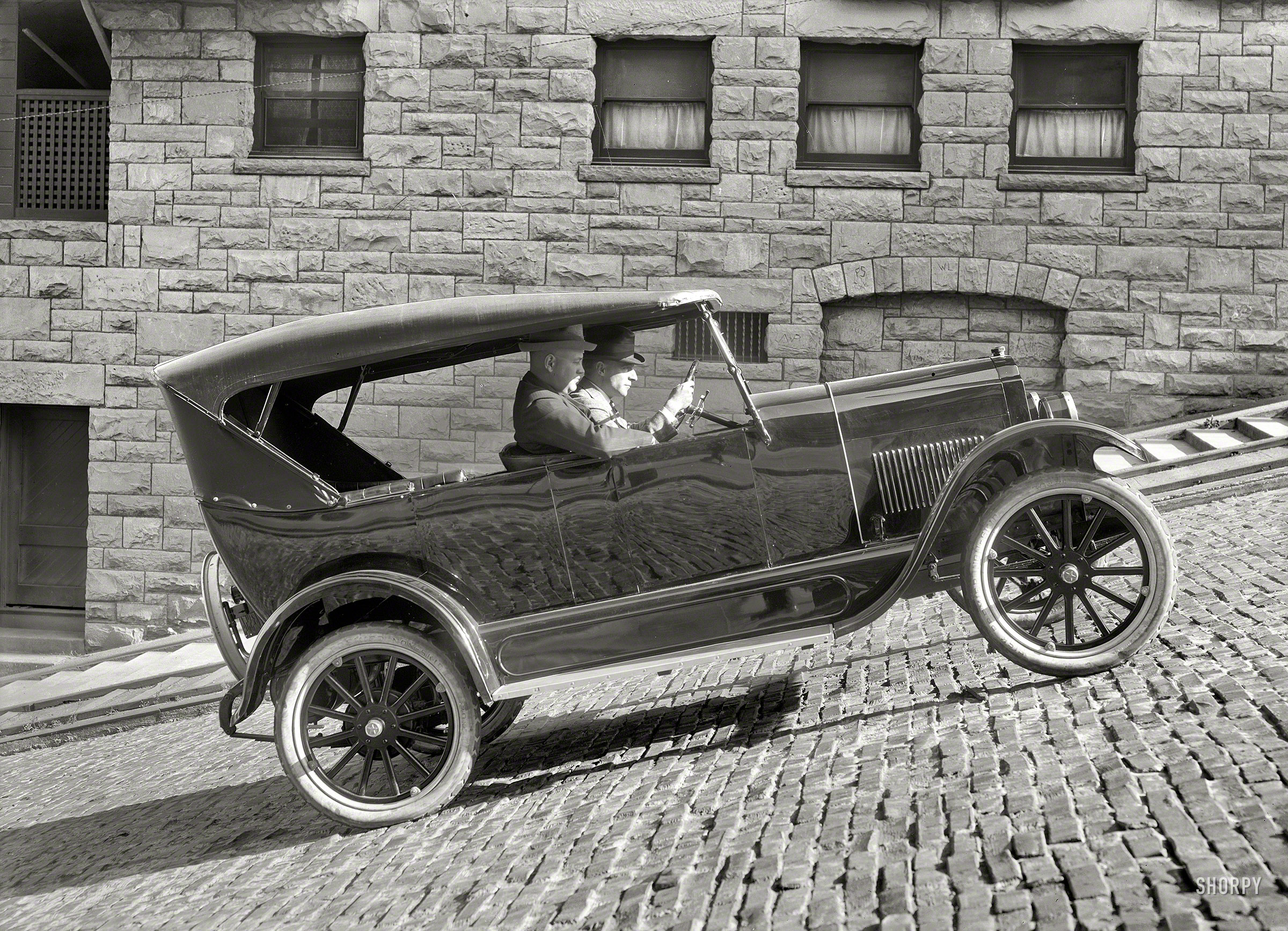 Shorpy Historic Picture Archive :: Star Car: 1922 high-resolution photo