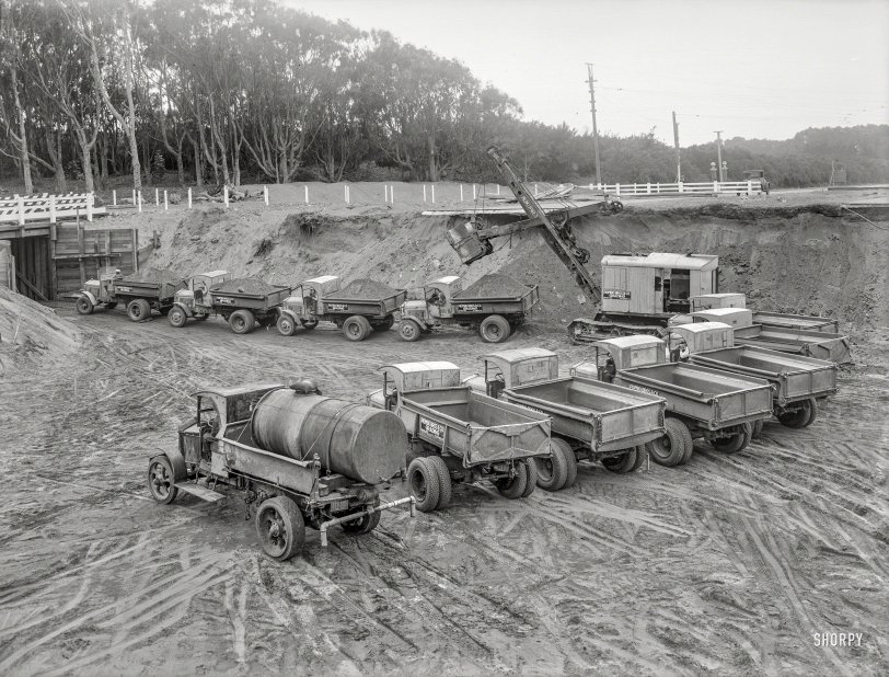 Construction Zone: 1931