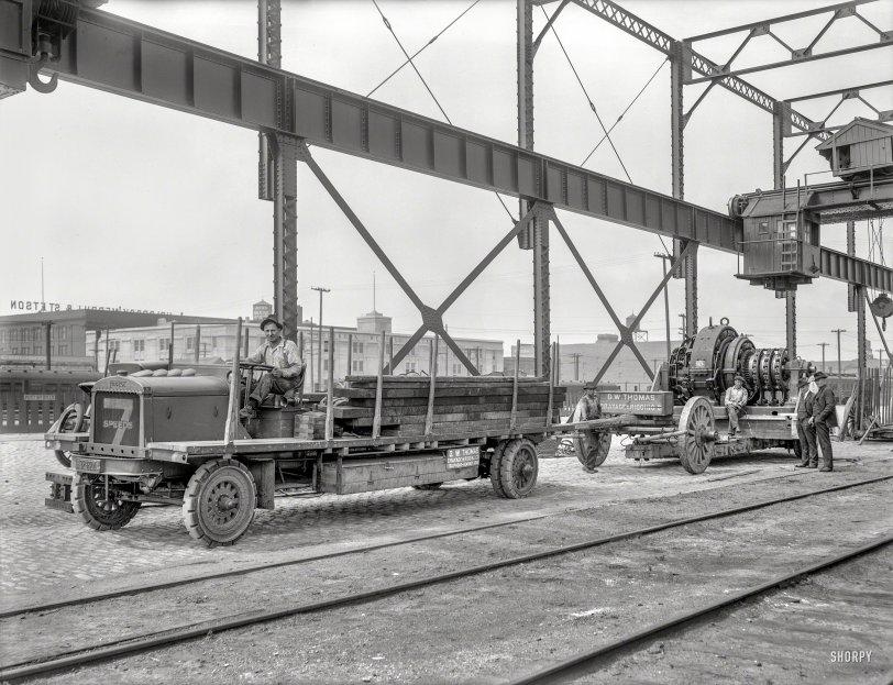 Seven Speeds: 1921