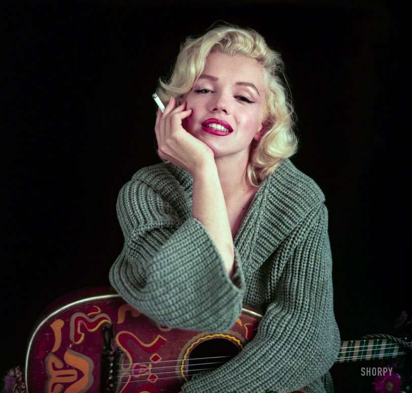 Mandolin Monroe: 1953