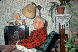 On His Rocker: 1952
