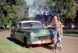 The Dog and the DeSoto: 1952