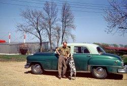 Hubert & Sally: 1952