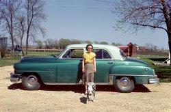 Claude's Farm: 1952